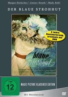 Der blaue Strohhut, DVD