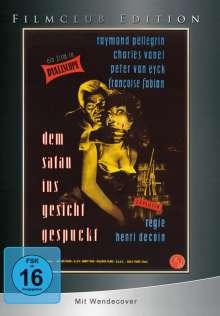 Dem Satan ins Gesicht gespuckt, DVD