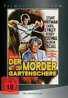 Der Mörder mit der Gartenschere, DVD