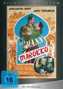 Der Mann aus Marokko, DVD