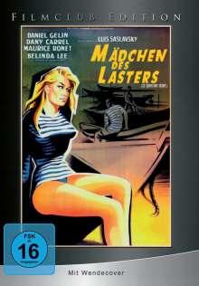 Mädchen des Lasters, DVD