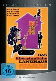 Das übersinnliche Landhaus, DVD