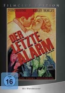 Der letzte Alarm, DVD