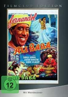 Ali Baba (1954), DVD
