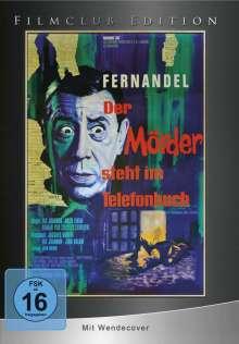 Der Mörder steht im Telefonbuch, DVD