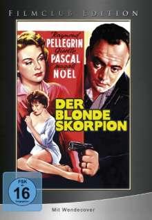 Der blonde Skorpion, DVD