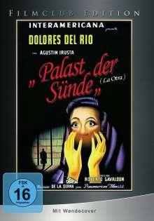 Palast der Sünde (Die Andere), DVD