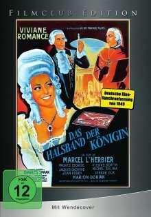 Das Halsband der Königin, DVD