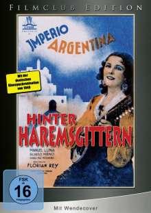 Hinter Haremsgittern, DVD