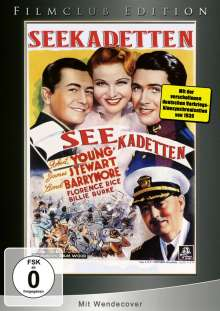 Seekadetten, DVD