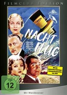 Nachtflug - Auf Leben und Tod, DVD