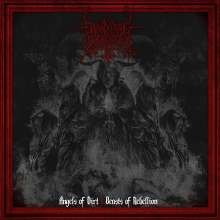 Darkmoon Warrior: Angels Of Dirt - Beasts Of Rebellion, CD