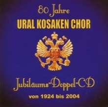 Ural Kosaken Chor: 80 Jahre Jubilaeums, 2 CDs