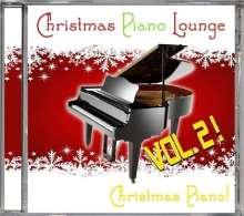 Markus Horn: Christmas Piano Lounge Vol. 2, CD