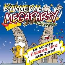 Domrocker: Karneval Megaparty, 2 CDs