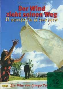 Der Wind zieht seinen Weg (OmU), DVD