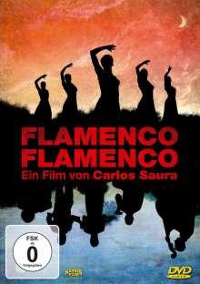 Flamenco, Flamenco (Tanzfilm ohne Dialoge), DVD