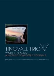 Martin Tingvall: Vägen - The Album, Noten