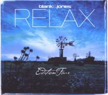 Blank & Jones: Relax Edition Four (Deluxe Box), 2 CDs