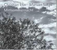 """Musik für Saxophon & Klavier """"Mitsommernacht"""", CD"""