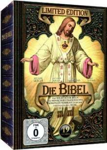 Die Bibel (Limited Deluxe Collection plus Hörbuch), 2 DVDs