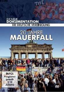 20 Jahre Mauerfall, DVD