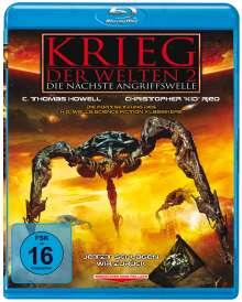 Krieg der Welten 2 - Die nächste Angriffswelle (Blu-ray), Blu-ray Disc
