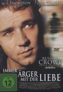 Immer Ärger mit der Liebe, DVD