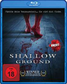 Shallow Ground (Blu-ray), Blu-ray Disc