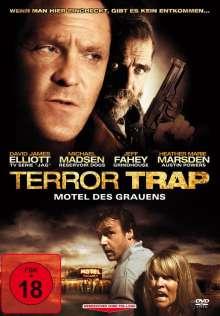 Terror Trap - Motel des Grauens, DVD