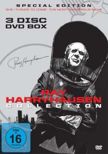 Ray Harryhausen Limited Collection, 3 DVDs