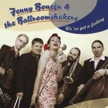 Jenny Boneja: We've Got A Feeling, CD