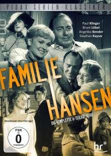Familie Hansen, DVD