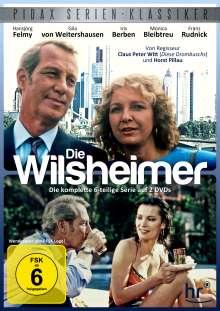 Die Wilsheimer (Komplette Serie), 2 DVDs
