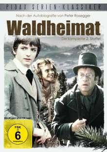Waldheimat Staffel 2, 2 DVDs