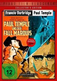 Francis Durbridge: Paul Temple und der Fall Marquis, DVD