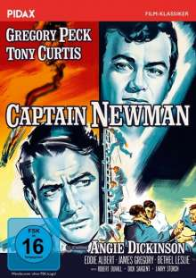 Captain Newman, DVD