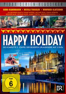 Happy Holiday Staffel 2, 3 DVDs