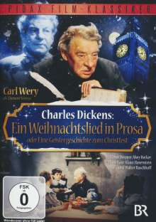Charles Dickens: Ein Weihnachtslied in Prosa oder eine Geistergeschichte zum Christfest, DVD