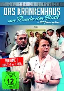 Das Krankenhaus am Rande der Stadt - 20 Jahre später Vol. 1, 3 DVDs