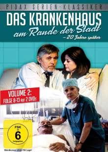 Das Krankenhaus am Rande der Stadt - 20 Jahre später Vol. 2, 2 DVDs