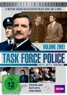 Task Force Police Vol. 2, 3 DVDs