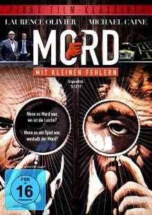 Mord mit kleinen Fehlern, DVD