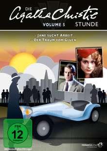Die Agatha Christie Stunde Vol. 5, DVD