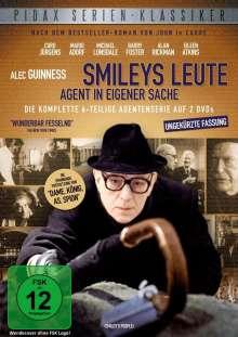 Smileys Leute - Agent in eigener Sache (Komplette Serie), 2 DVDs