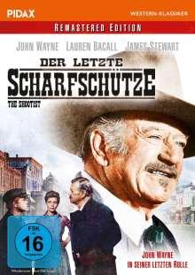 Der letzte Scharfschütze, DVD