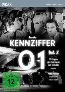 Kennziffer 01 Vol. 2, 2 DVDs