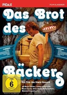 Das Brot des Bäckers, DVD