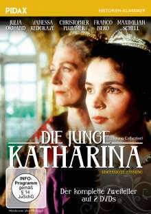 Die junge Katharina, 2 DVDs