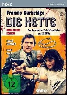 Francis Durbridge: Die Kette, 2 DVDs